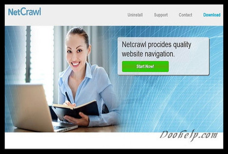 Remove/Get Rid of Netcrawl Pop-up Ads & Deals | DooHelp.com | PC How-To Guide | Scoop.it