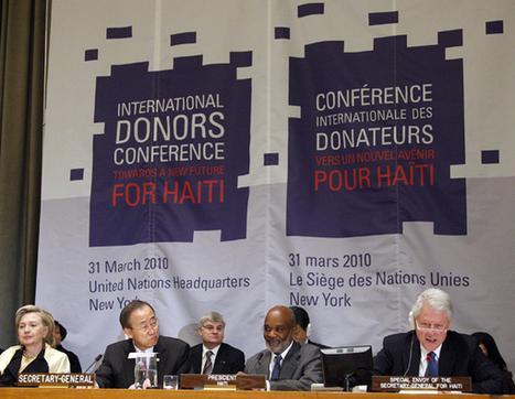 Aid-Money Laundering as an NGO Racket. Haiti | Global Corruption | Scoop.it