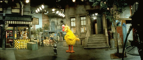 """I"" Is For Innovation: Sesame Street's Secrets For Staying Relevant 