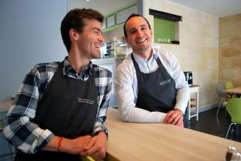 Charlie & Tom : salad'bar dans le quartier Ravezies à Bordeaux | Bar à salade | Scoop.it