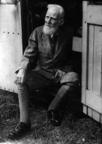 Flashback: George Bernard Shaw was born 160 years ago today - Independent.ie | literature | Scoop.it
