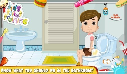 Kids Toilet Training - Android Apps on Google Play | Free Android Kids Games | Scoop.it