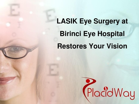 """LASIK Eye Surgery at Birinci Eye Hospital Restores Your Vision   """"What is Minimally Invasive Laser Foot Surgery?"""" by Dr. Richard Cowin   Scoop.it"""