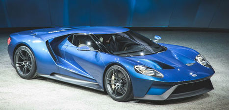 2017 Ford GT Specs, Price, Release Date | carsgizmo | Scoop.it