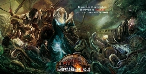 Interview : Les naufragés du Triangle | Jeux de Rôle | Scoop.it