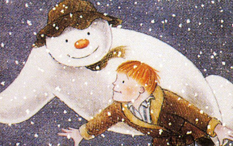 British Christmas: Our Most Favorite New British Christmas Tradition - The Snowman - Watch Here - Anglotopia.net | Esl - Efl  activities and games | Scoop.it