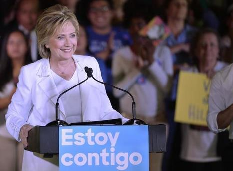 Clinton Makes Spanish-Language Gaffe: A History Of Presidential Candidates Embarrassing Themselves While Wooing Hispanic Voters | Wordsmiths universe | Scoop.it