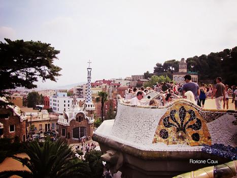 La valise de la vie: Barcelone : Le parc Guëll au pays des Merveilles | Apprendre langue étrangère - Voyages linguistiques | Scoop.it