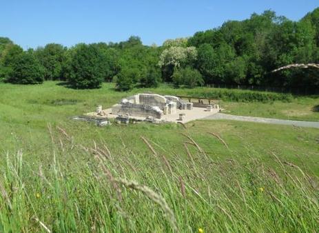 Le joyau antique de Genainville enfin sanctuarisé | LVDVS CHIRONIS 3.0 | Scoop.it