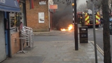 Busy street evacuated after pavement explodes | Safety Message | Scoop.it