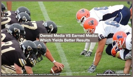 Owned Media VS Earned Media: Which Yields Better Results - Heidi Cohen | Paid, Owned and Earned | Scoop.it
