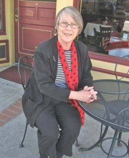 City poet reflects on last two years, ponders next step « The Benicia ... | Poetry resources | Scoop.it