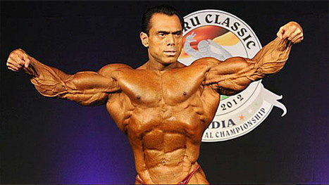 Bodybuilder blocked from Mr Olympia | bodybuilder | Scoop.it