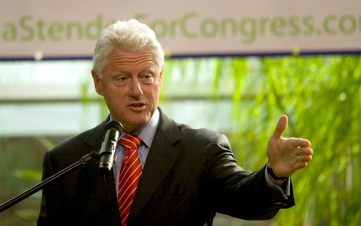 Bill Clinton Tops Tweets on Day Two of DNC [VIDEO] | ❤ Social Media Art ❤ | Scoop.it