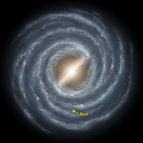 Know When Milky Way Collision Occur | Astrobiology Magazines | Scoop.it
