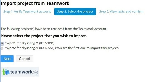 Setting up integration with Teamwork : Support | Worksnaps - Time Tracking Tool for Remote Work | Scoop.it