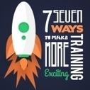 7 Ways to Make Your Mandatory Training More Exciting! | Aprendizagem de Adultos | Scoop.it