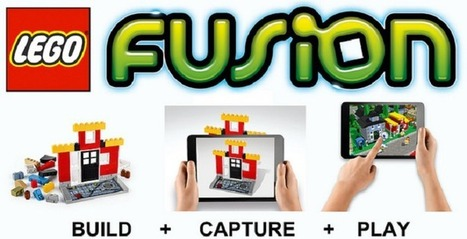 Lego Fusion, lien entre réel et virtuel | Innovative & Trendy | Scoop.it