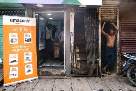 Amazon Invades India | Grande Passione | Scoop.it