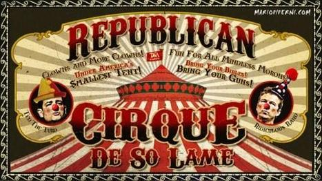 Collectivism Phobia of the Anti-Government Crowd..ups.. Clowns   Politics   Scoop.it