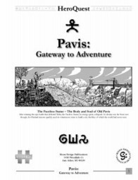 Pavis: Gateway to Adventure is off to the printers! | Moon Design Publications | Glorantha News | Scoop.it