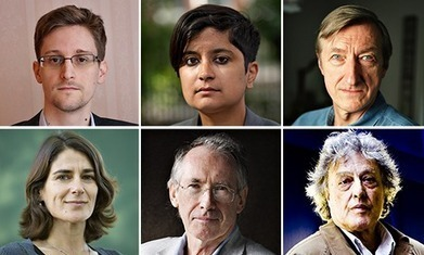 On Liberty: Edward Snowden and top writers on what freedom means to them | English Usage for French Insights | Scoop.it