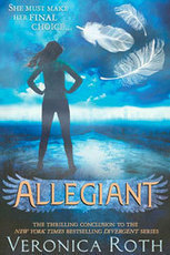 Sneak Peek: EXCLUSIVE quote from new Veronica Roth book Allegiant | Sugarscape | Divergent | Scoop.it