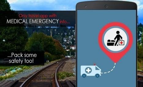 @RailYatri India's only app taking care of medical emergencies while travelling - | ALBERTO CORRERA - QUADRI E DIRIGENTI TURISMO IN ITALIA | Scoop.it