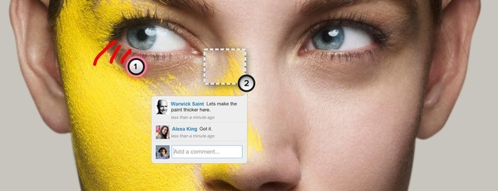 Collaborate, Markup and Discuss Image Collections Online: Marqueed   Collaborationweb   Scoop.it