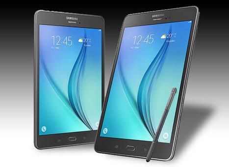 Samsung Galaxy Tab A dengan layar 8 Inch   Berita Android   Scoop.it