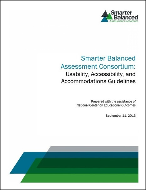 A Deeper Look at Smarter Balanced's Assessment Supports for ELLs | English Learners K-12 | Scoop.it