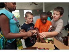 YMCA after school program emphasizes healthy eating and fitness | Financial Education for Kids | Scoop.it