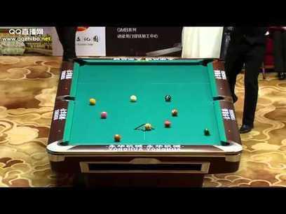 O'Sullivan – Pan Xiaoting. Billiard Challenge. 9-ball. HD   facebook   Scoop.it