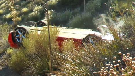 VIDEO. Impressionnant crash d'une Ferrari 360 Modena   L'actu auto insolite   Scoop.it