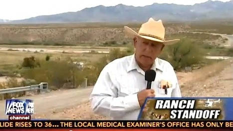 Cliven Bundy denies making pro-slavery comments, then repeats them | Daily Crew | Scoop.it
