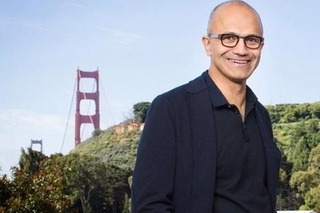 Decoding Satya Nadella's Microsoft | Microsoft Business Intelligence | Scoop.it