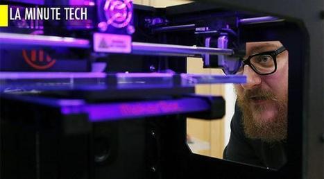 Après la 3D, l'impression 4D: mais qu'est-ce que c'est? | Objets intelligents, smart systems et Internet des objets | Scoop.it