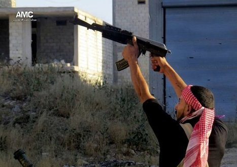UPDATED: Obama waives ban on arming terrorists to allow aid to Syrian opposition | WashingtonExaminer.com | Criminal Justice in America | Scoop.it
