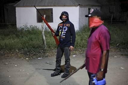 México: Más pueblos a la defensiva | la delincuencia | Scoop.it