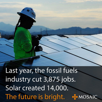5 Reasons Solar Is Already Beating Fossil Fuels | Sustainability | Scoop.it