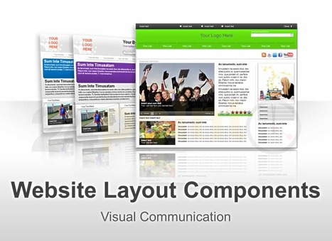 Website Layout Ideas | PowerPoint Presentation Tools and Resources | Scoop.it