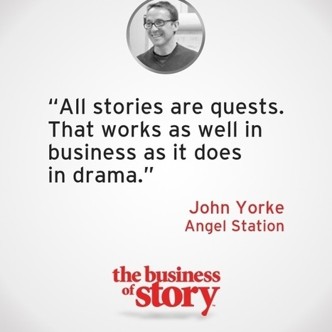 How to Create Business Stories People Actually Care About | Story and Narrative | Scoop.it