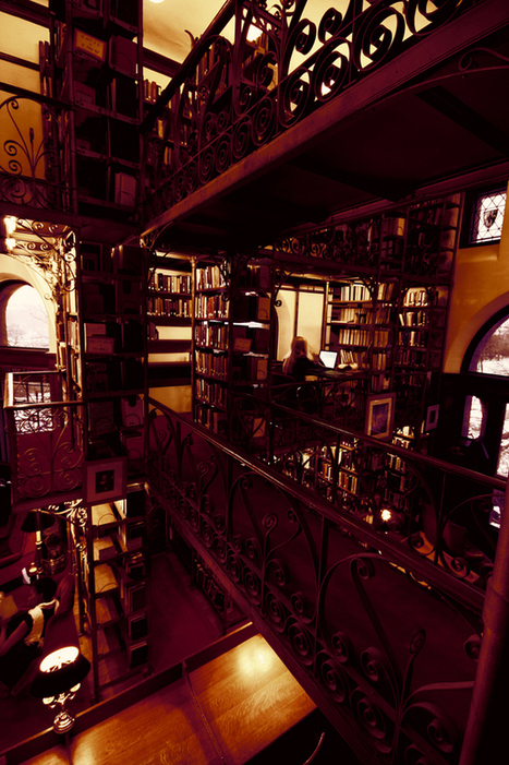 Les 10 plus belles bibliothèques universitaires du monde | Bibliothèques en évolution | Scoop.it