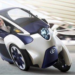 Toyota erprobt Elektrofahrzeuge im Rahmen von Carsharing-Projekten | New Commercials | Scoop.it