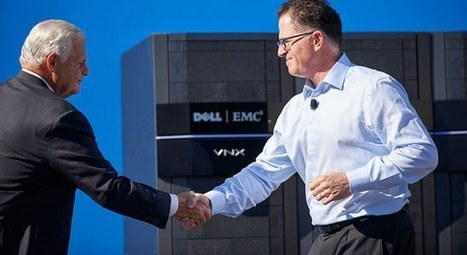 All merger announcements are bullshit, Dell-EMC included - without bullshit | Public Relations & Social Media Insight | Scoop.it