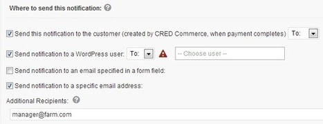 CRED Commerce Released and Major CRED Update   Toolset   wordpress   Scoop.it