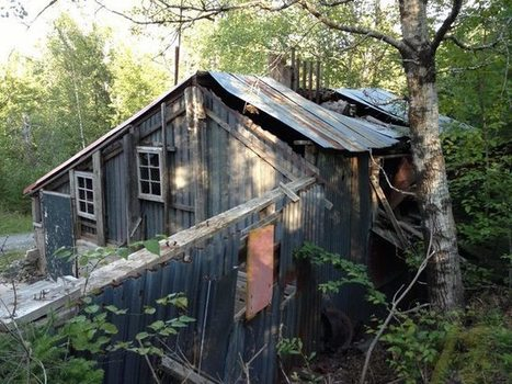 A hidden ghost town in Nova Scotia | Adventure Rider | Nova Scotia Real Estate | Scoop.it