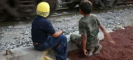 El peligroso paso de los niños centroamericanos a través de la ... - 20minutos.com.mx | Cesar Rios | Scoop.it