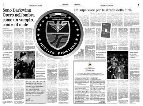 Giuseppe Pipita su «Il Crotonese» | Supergiusti Supertosti Superveri. Alla scoperta dei supereroi fai-da-te | Scoop.it
