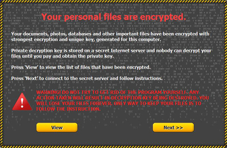New type of ransomware more sophisticated and harder to defeat | Science technology and reaserch | Scoop.it